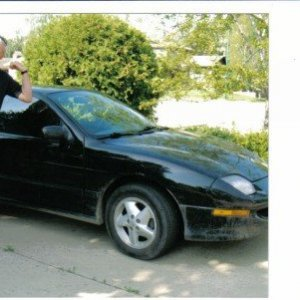 96 pontiac sunfire 2.2L 5speed